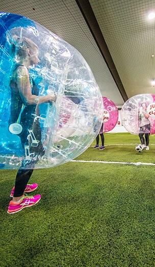 Soccerarea Soccerbubbles