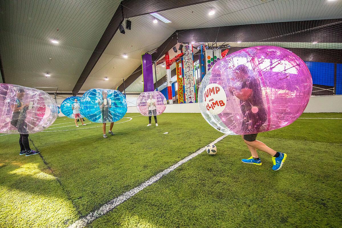 Soccerarena Soccerbubbles