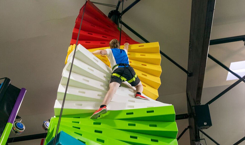 Twister Clip & Climb